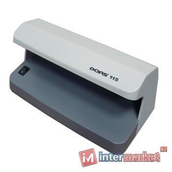 Ультрафиолетовый детектор валют (банкнот) DORS 115
