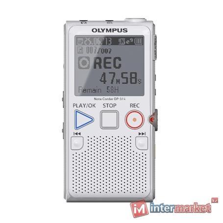 Диктофон Olympus DP-311 (белый)