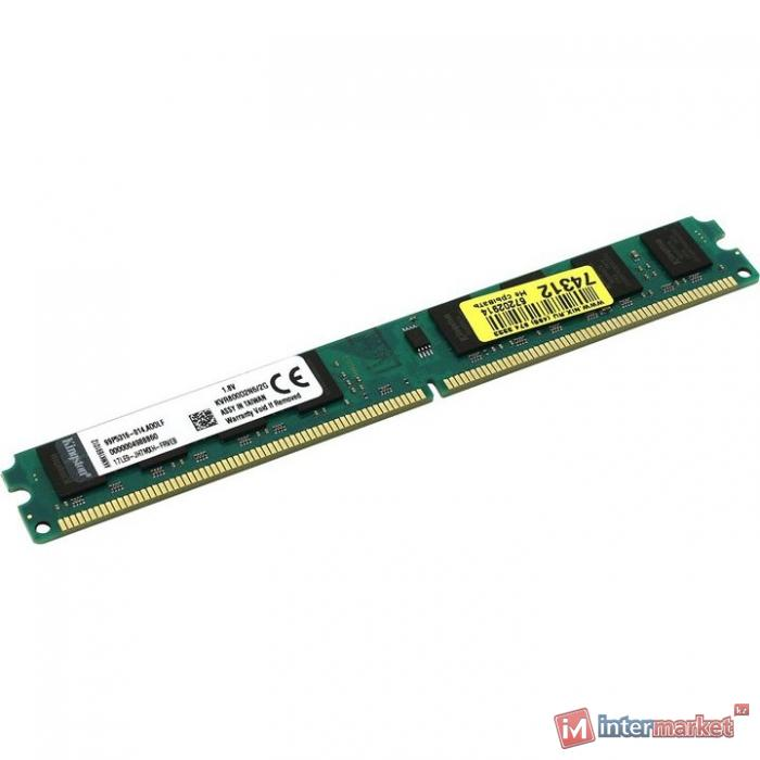Модуль памяти Kingston KVR800D2N6/2G, DDR2, 2 GB