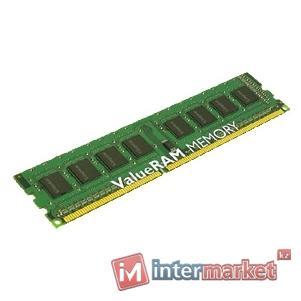 Модуль памяти Kingston KVR16N11S8/4, DDR3, 4 GB