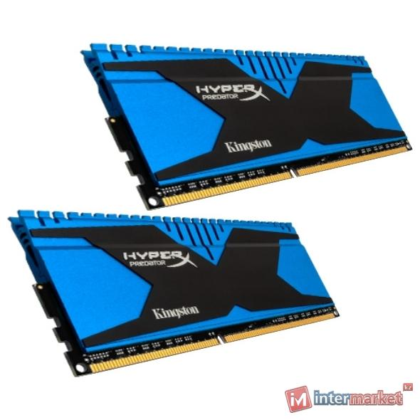 Комплект модулей памяти Kingston HyperX Predator, HX324C11T2K2/8