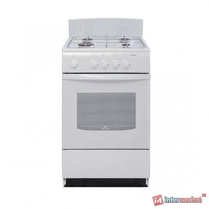 Газовая плита De Luxe 5040.38г(щ) бел.