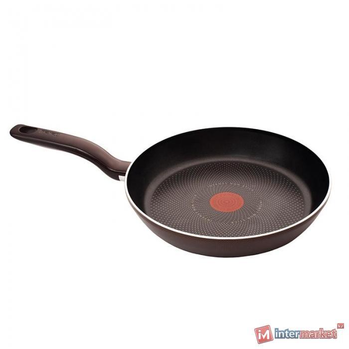 Сковорода TEFAL TENDANCE Tobacco 04081510 (24 см)