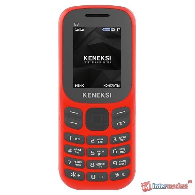 Мобильный телефон KENEKSI E3