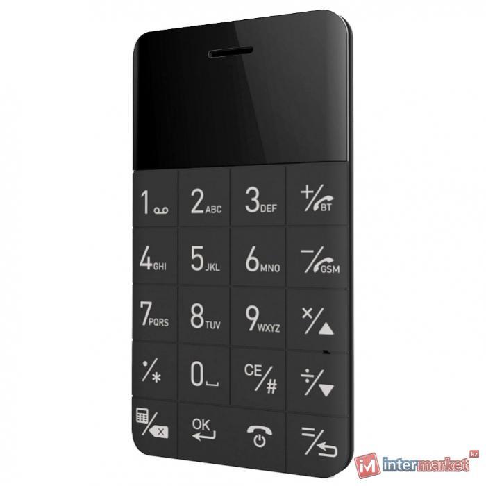 Анти-смартфон CardPhone Elari, черный
