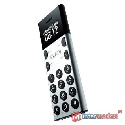 Мобильный телефон Elari NanoPhone серый космос