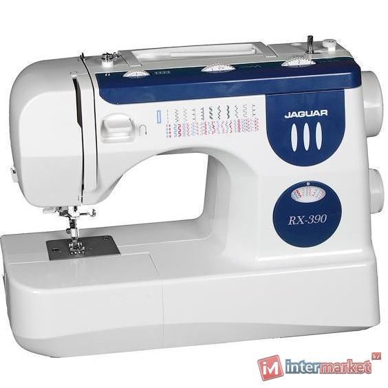 Электромеханическая швейная машина JAGUAR RX-390