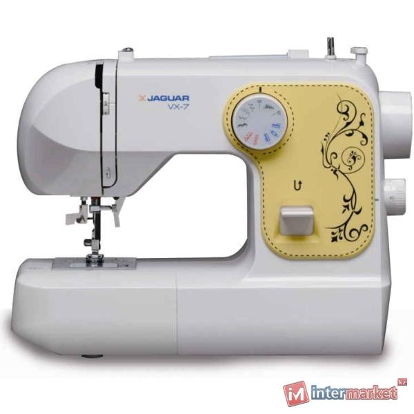 Электромеханическая швейная машина JAGUAR VX-7