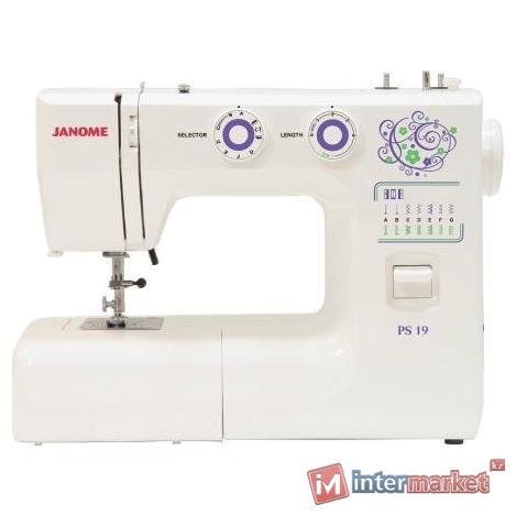 Швейная машина Janome PS-19