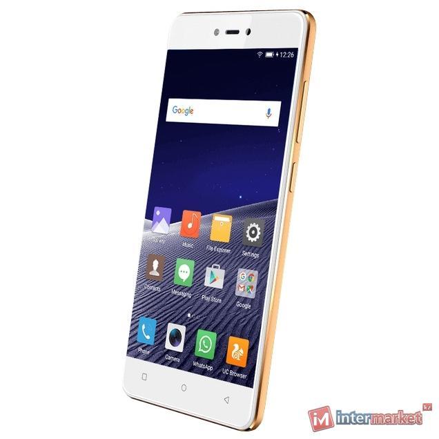 Смартфон Gionee F103 Pro, Gold