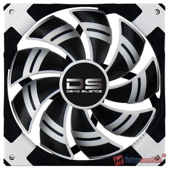 Кулер AeroCool 12cm DS Fan White Edition
