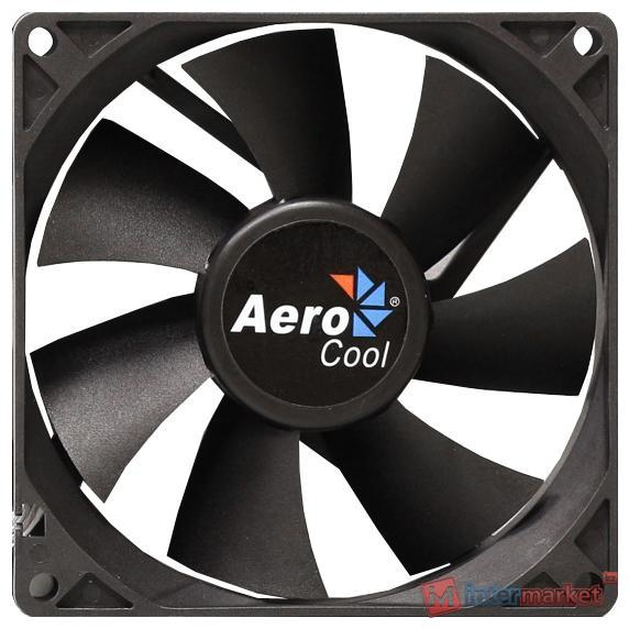 Кулер AeroCool Dark Force 9cm Black Fan