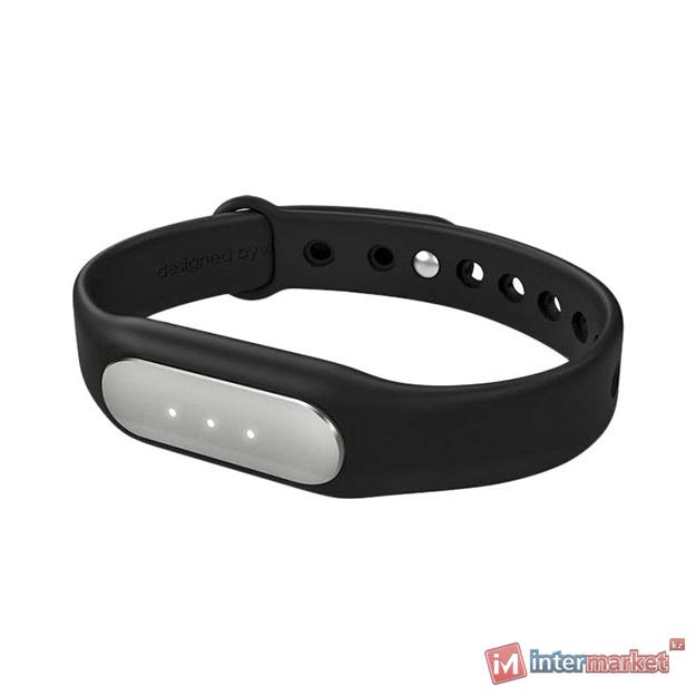 Фитнес браслет Xiaomi Mi Band Black Standard edition