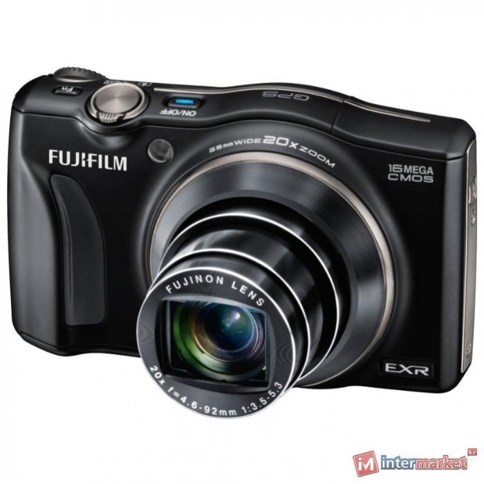 Фотоаппарат Fujifilm FinePix F770EXR, Black