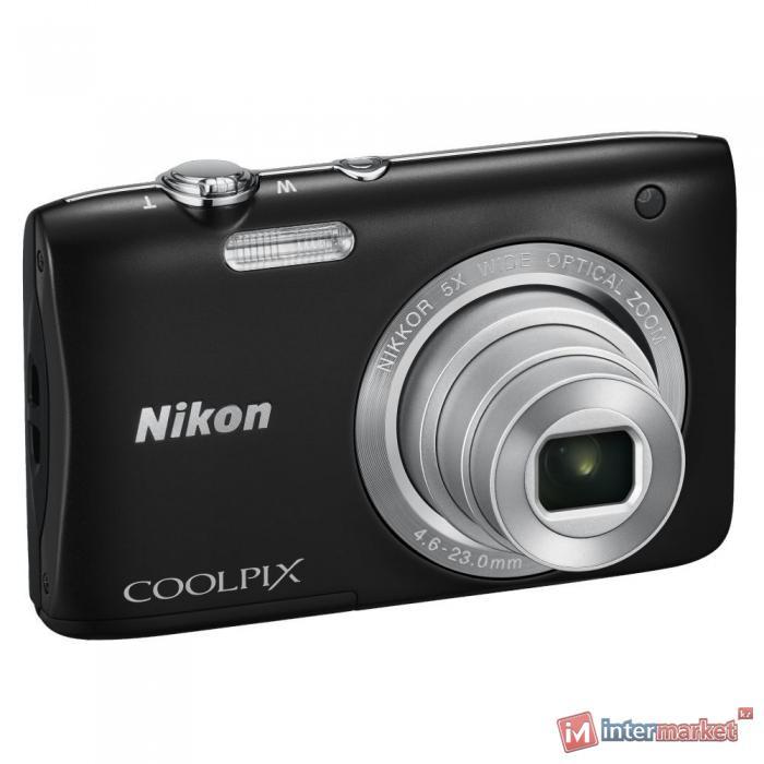 Фотоаппарат компактный Nikon COOLPIX A100 черный