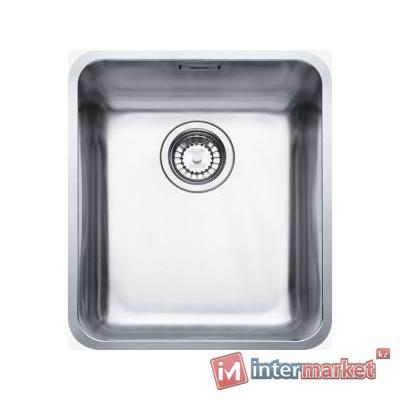Кухонная мойка FRANKE KBX 110-34 Silver