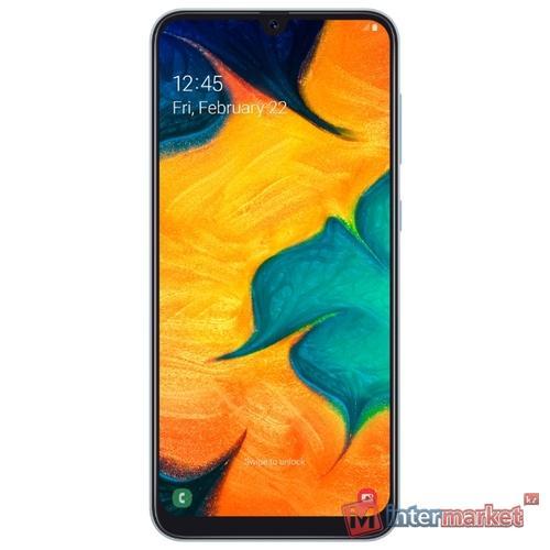 Смартфон Samsung Galaxy A30 SM-A305FZWUSKZ 32GB White