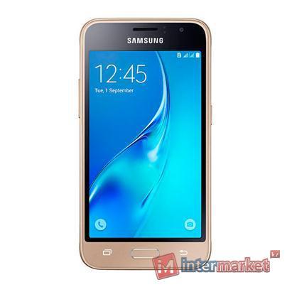 Смартфон Samsung Galaxy J1 (2016) Gold