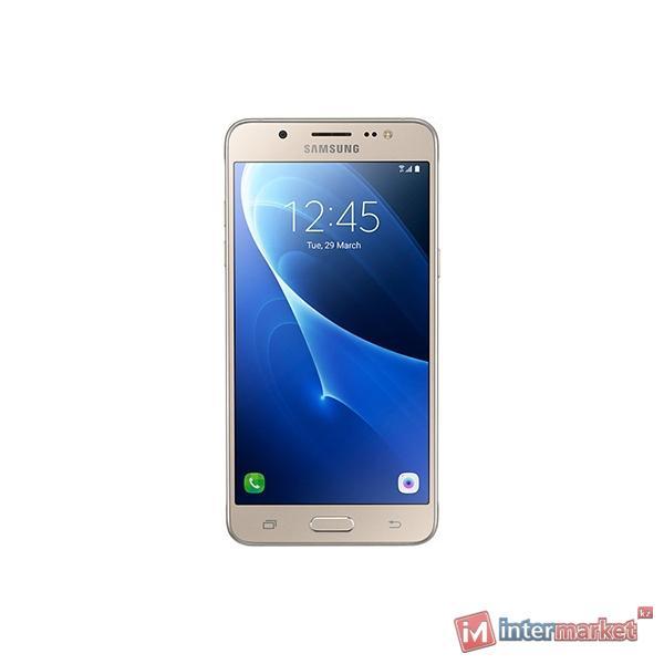 Смартфон Samsung Galaxy J5 (2016) LTE SM-J510FZDUSKZ gold