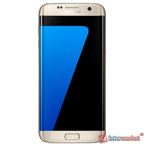 Смартфон Samsung Galaxy S7 Edge 32Gb, Gold