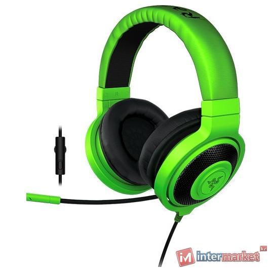 Гарнитура Razer Kraken Pro 2015, Green