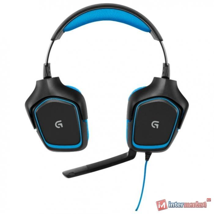Наушники Logitech G430 Surround Sound Gaming Headset