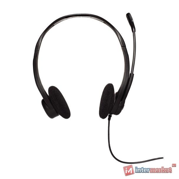 Гарнитура Logitech PC 860 Headset (981-000094) oem