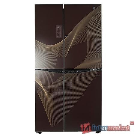 Холодильник LG GR-M257 SGKR