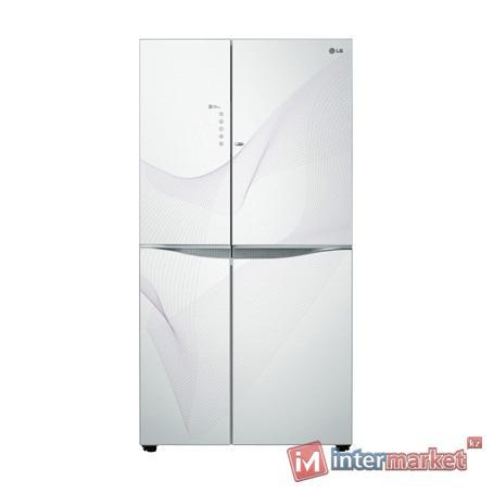 Холодильник LG GR-M257 SGKW