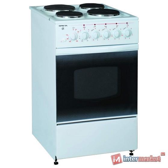 Электрическая плита GRETA 1470-Э-06 белая
