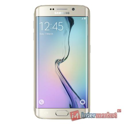 Смартфон Samsung Galaxy S6 Edge Plus 32Gb Gold