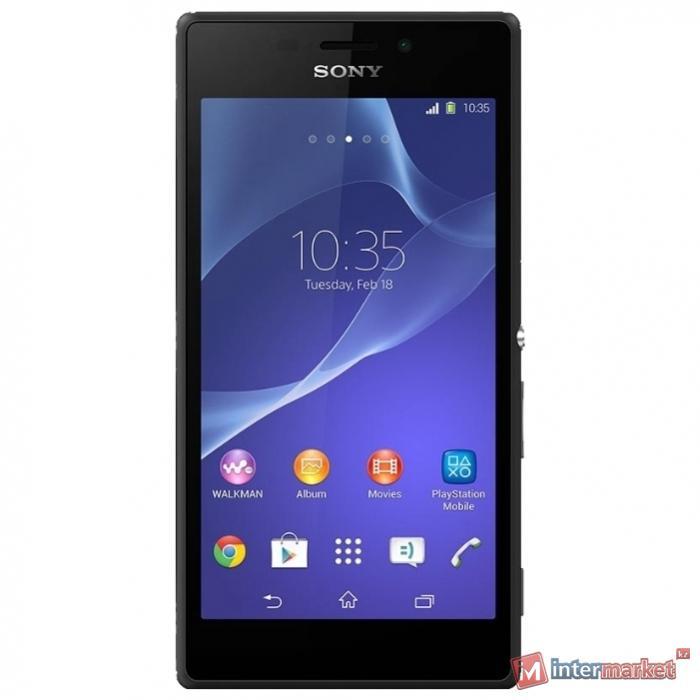 Смартфон Sony Xperia M2 Dual sim (Black)