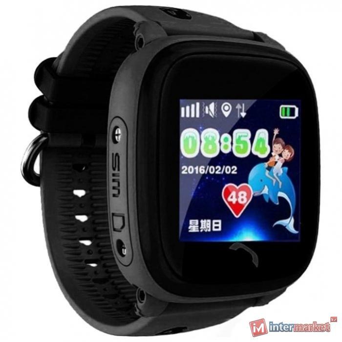 Умные часы Sirius gw400s черные