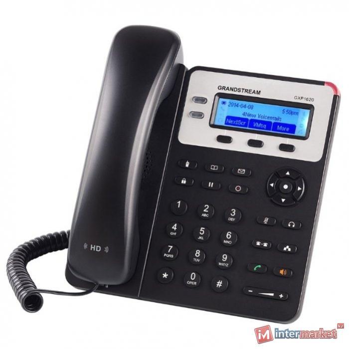 VoIP-телефон Grandstream GXP1620 (no PoE)