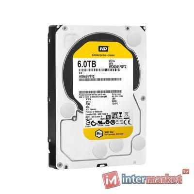 Жесткий диск Western Digital WD RE 6 TB (WD6001FSYZ)