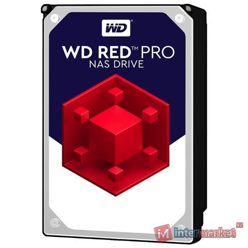 Жесткий диск Western Digital WD Red Pro 6 TB (WD6002FFWX)