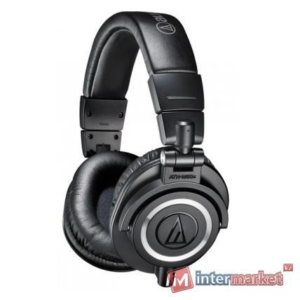 Наушники Audio-TechnicaATH-M50x, Black