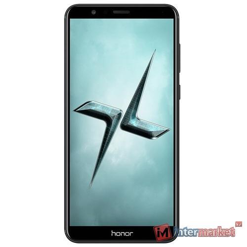 Смартфон Honor 7X 64GB, Black