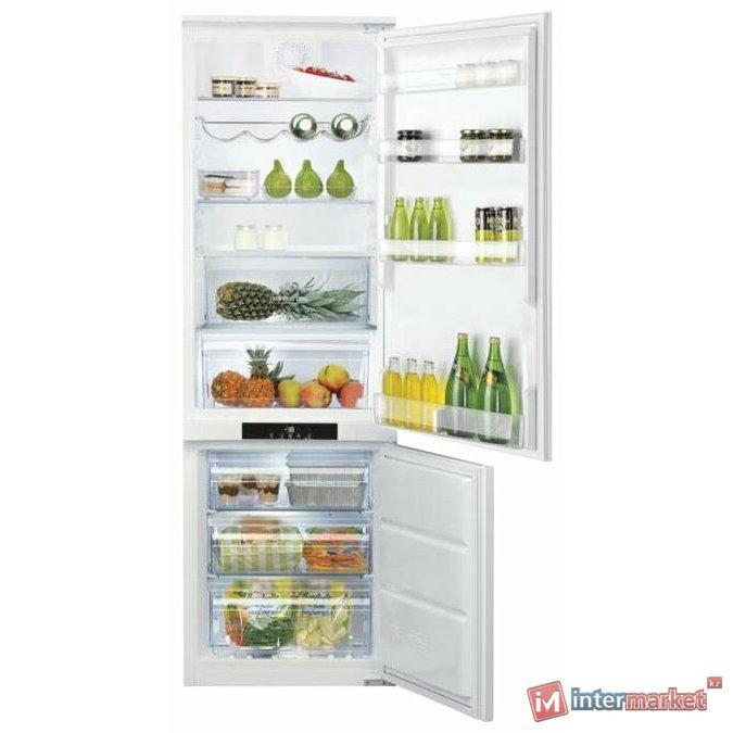 Встраиваемый холодильник Hotpoint-Ariston-BI BCB 8020 AA FCO3