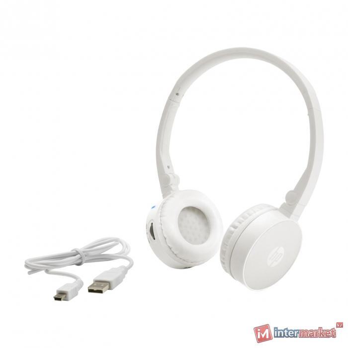 Наушники HP H7000 White BT Wireless Headset
