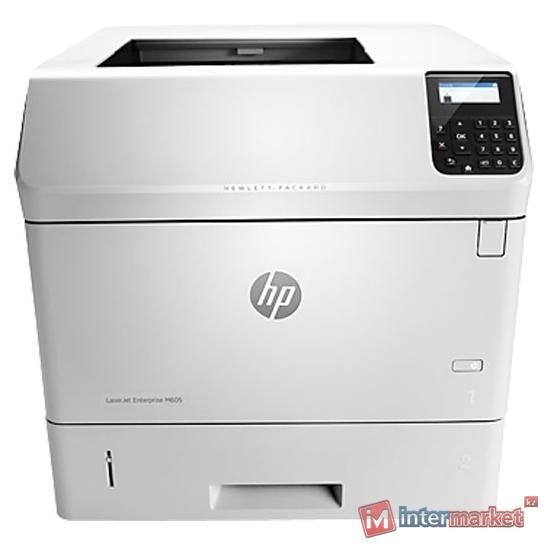 Принтер HP LaserJet Ent M605dn