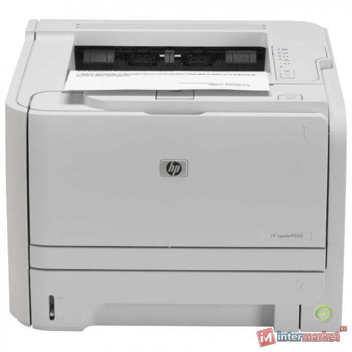 МФУ HP LaserJet P2035