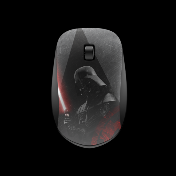 Мышь HP Z4000 Star Wars Special Edition, Black, USB
