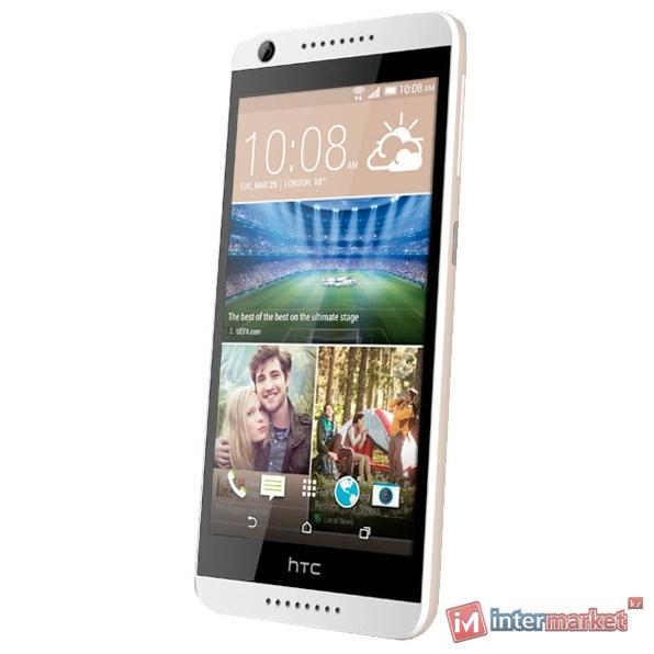 Смартфон HTC Desire 626g dual sim Terra White + Almond