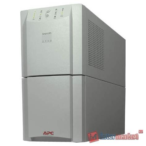Источник бесперебойного питания APC by Schneider Electric Smart-UPS 2200VA 230V