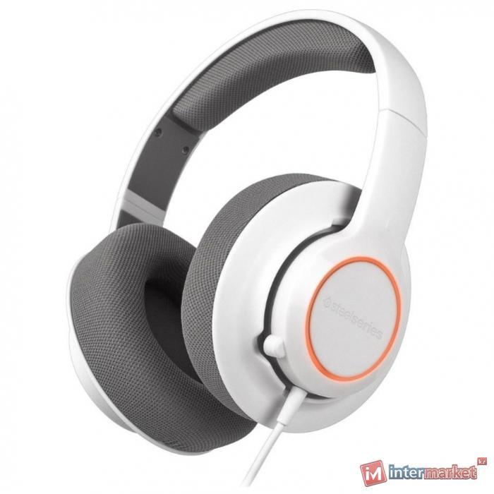 Игровые наушники SteelSeries Siberia Raw Prism Headset 61410