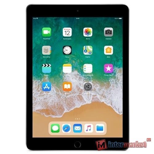 Планшет Apple iPad (2018) 32Gb Wi-Fi, Space Grey