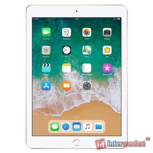 Планшет Apple iPad (2018) 128Gb Wi-Fi, Gold