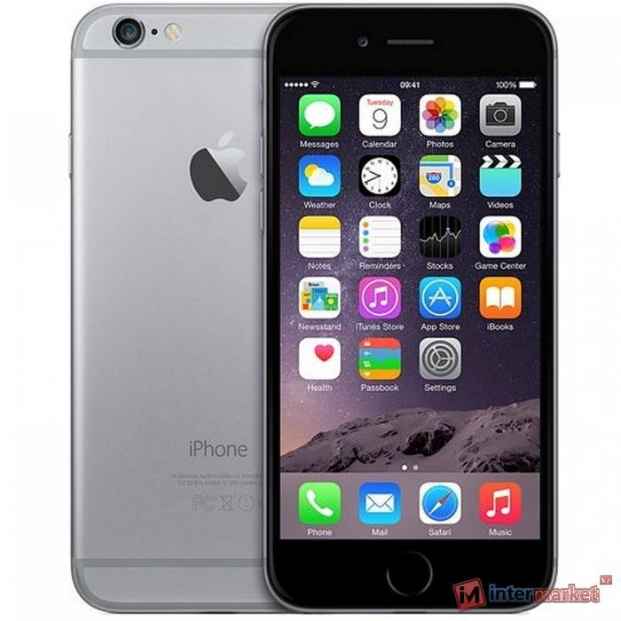Смартфон Apple iPhone 6S 64Gb, Space gray