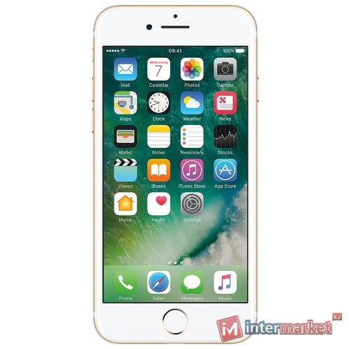 Смартфон Apple iPhone 7 128GB, Gold